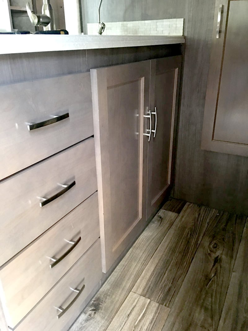 Eagle Cap Kitchen Cabinet Door