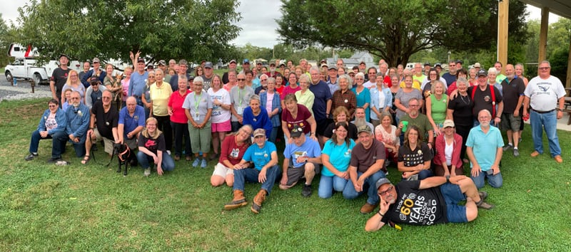 Gettysburg Group Photo 2019