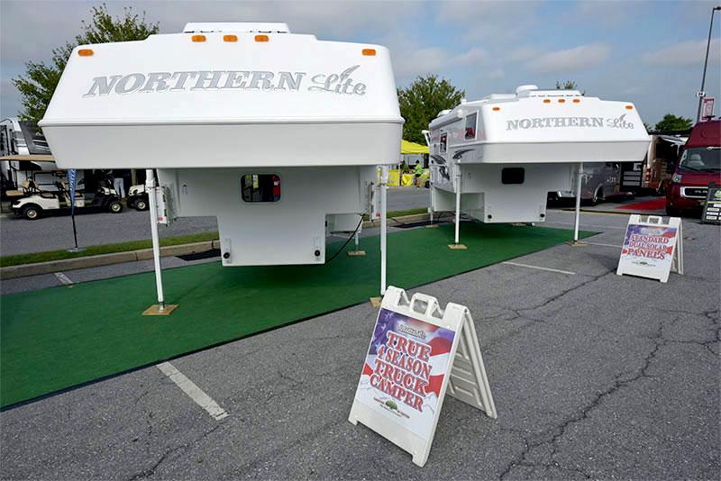 Northern Lite Camper Limited Front Nose Logo
