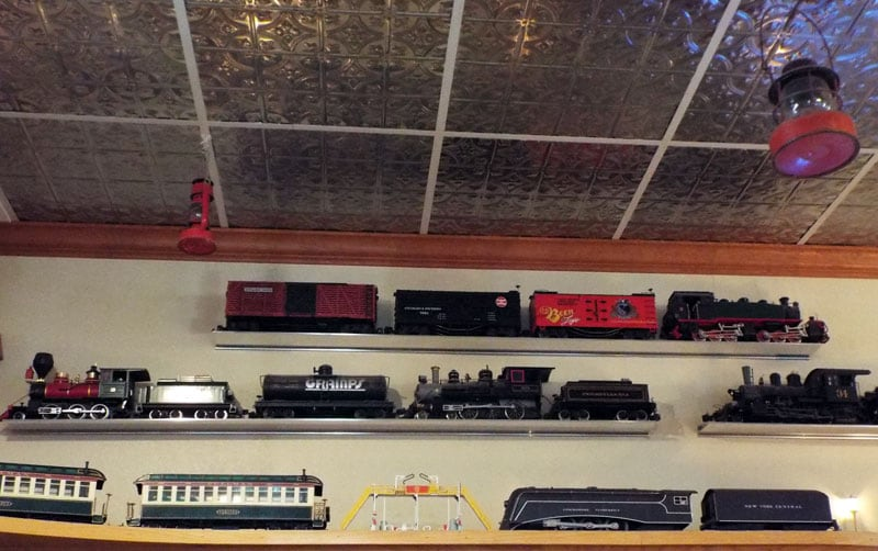 Ollies Railroad Museum