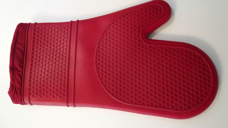 Oven Mitt Silicone Doesn't Get Hot