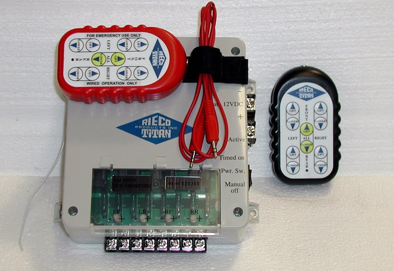 Rieco Titan Four Function Control Box