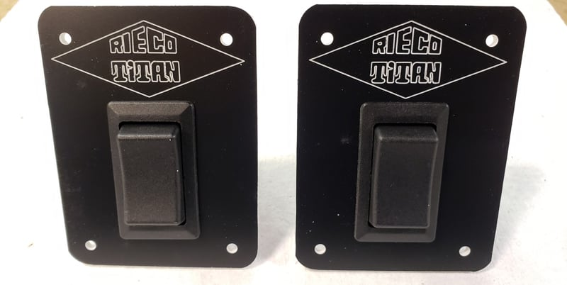 Rieco Titan Slide Out Or Awning Rocker Switch