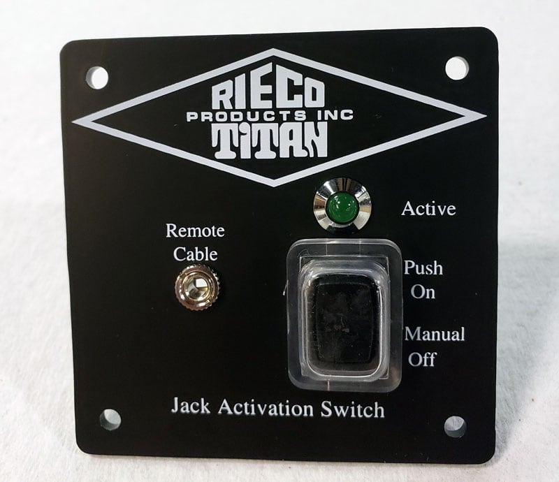 RiecoTitan Remote Switch Panel