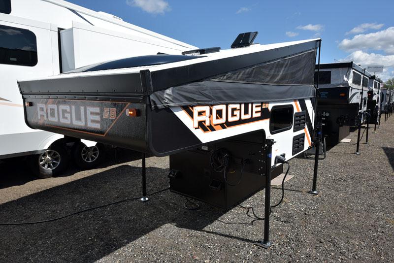 Rogue Camper Roof