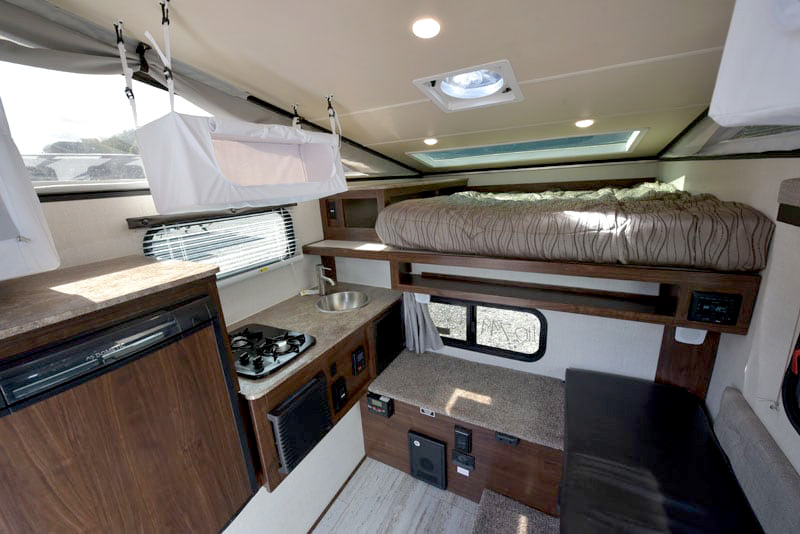 Rogue EB 1 North South Cabover Beds