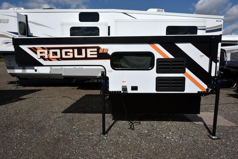 Rogue EB Model Camper Top Down