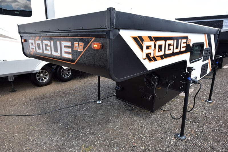 Rogue EB Model Top Down