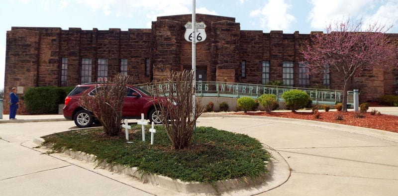Route 66 Interpretive Center In Chandler