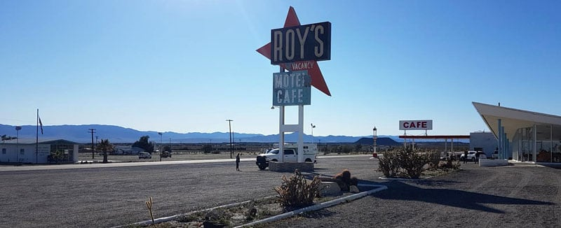 Roys On Route 66