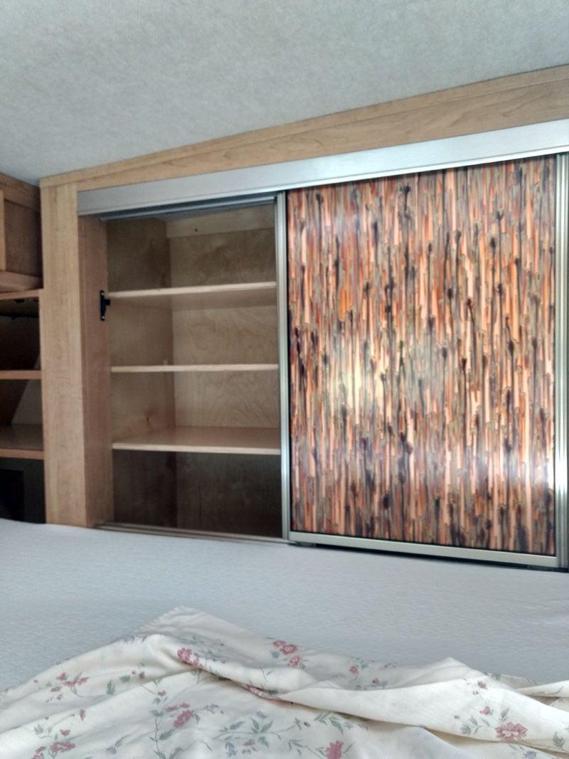 Shelves Cabinets Wardrobe Cabover
