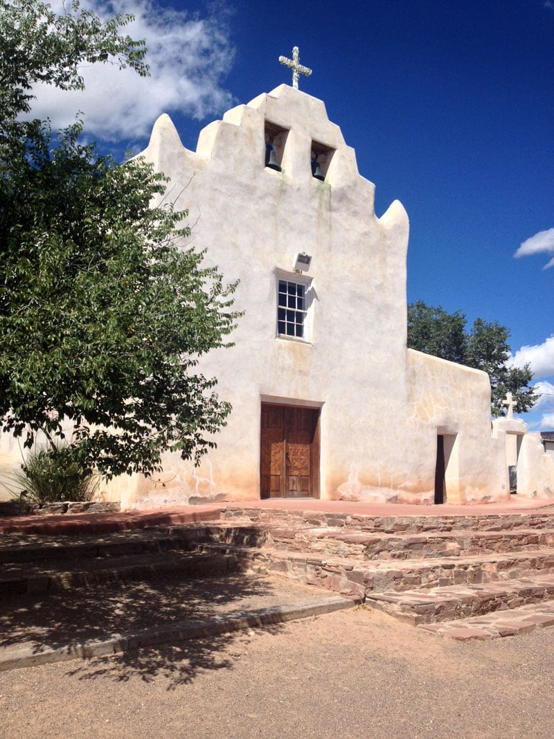 St Joseph's Church at Latina Pueblo