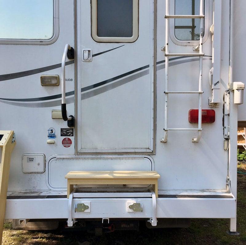 Step Up For Okanagan Camper