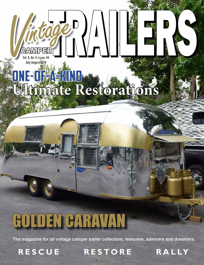 Vintage Trailer Camper Magazine