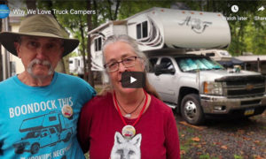 Why We Love Truck Camping