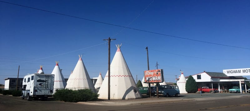 Wigwam Motel Holbrook, Arizona