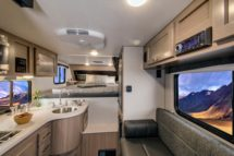 2020 Adventurer 80RB Camper Interior