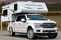 2020 Adventurer 80RB On F 150