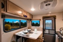 2020 Adventurer 86FB Interior Camper