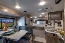 2020 Adventurer 89RBS Interior
