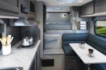 2020 Lance 825 Camper Interior Buyers Guide