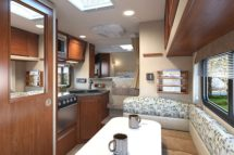 2020 Lance 850 Camper Interior Buyers Guide
