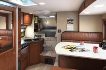 2020 Lance 855S Camper Interior Buyers Guide