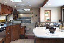 2020 Lance 995 Camper Interior Buyers Guide