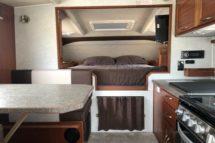 2020 Northern Lite 10-2EX Limited Dry Bath Camper