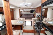 2020 Northern Lite 8-11EX SE Wet Bath Interior