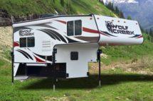 2020 Wolf Creek Camper 840 Exterior