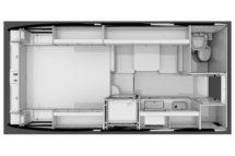 2021 Cirrus 820 Floorplan Buyers Guide