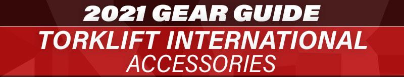2021 Gear Guide Torklift Accessories