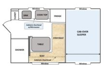 Buyers Guide Capri Retreat Short Bed Floor Plan