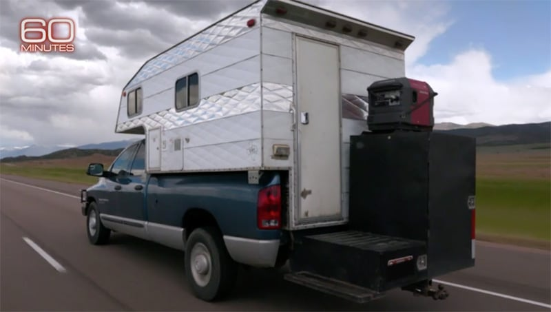 60 Minutes Features Capri Campers - Truck Camper Magazine