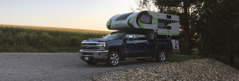 Cirrus 720 On Chevy Camping