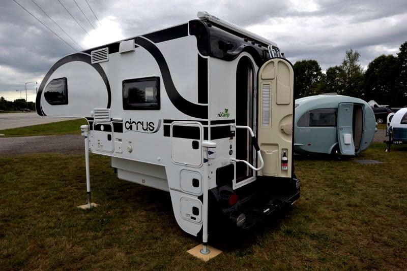 Cirrus 820 Smart Camper