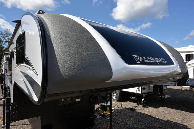 TCM EXCLUSIVE: 2020 Palomino HS-690 - Truck Camper Magazine