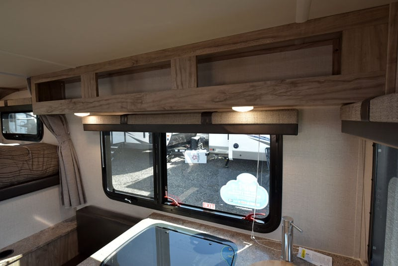 Palomino HS 690 Open Top Cabinetry