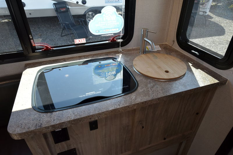 Palomino HS-690 Stove Glass Cover