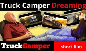 Truck Camper Dreaming Featured