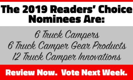 2019 Readers Choice Nominees