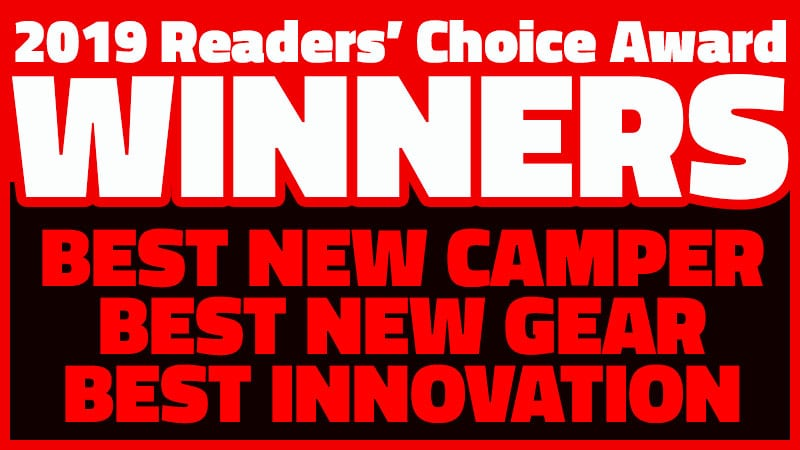 Announcing the 2019 Readers' Choice Award Winners - Truck Camper Magazine