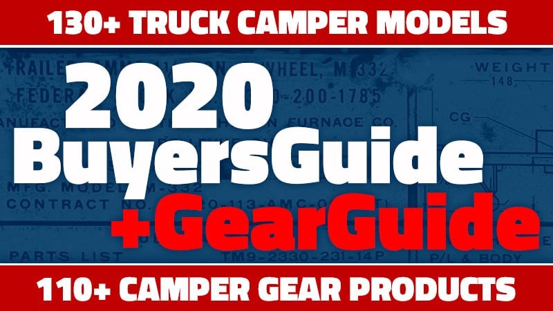 2020 Buyers Guide Gear Guide