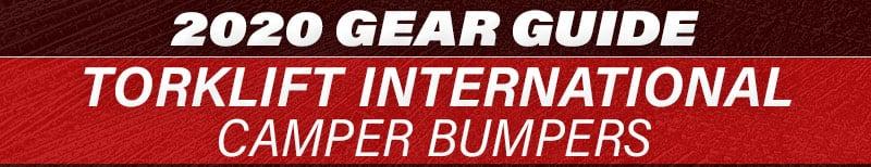 2020 Gear Guide Banner Torklift Camper Bumpers