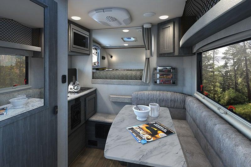 2020 Lance 650 New Interior