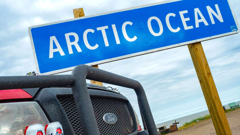 Driving the Dempster Highway - Truck Camper Magazine