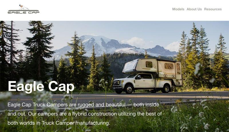 Eagle Cap New Website 2020