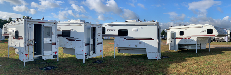 Lance Campers Elkhart Open House 2019