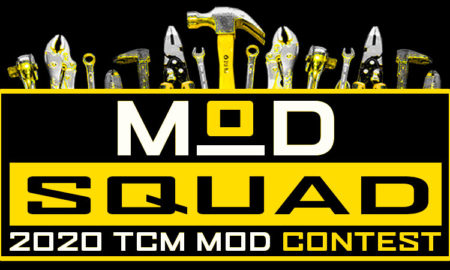 2020 Mod Squad Graphic in Yellow